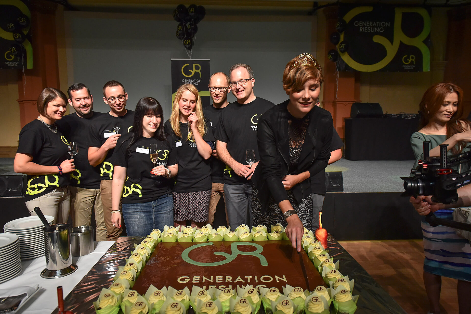 Generation Riesling ist 10 Jahre jung
