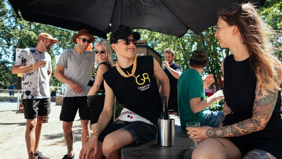 Event - Generation Riesling beim PULS Open Air